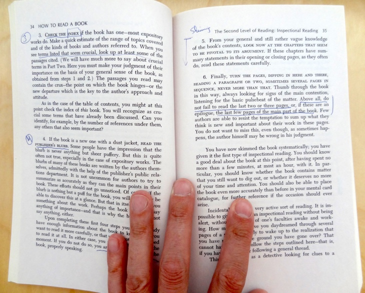 comment lire un livre  temps minimum  efficacit u00e9 maximum
